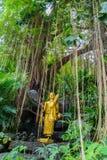 The Golden Mount. Wat Saket, Bangkok, Thailand Stock Image
