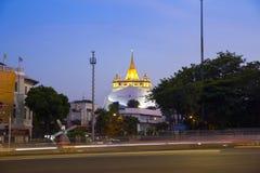 The Golden Mount at Wat Saket Stock Photography