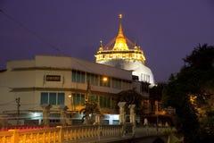 The Golden Mount at Wat Saket Stock Images