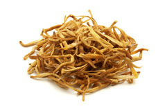 Golden needles Stock Photos