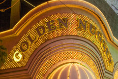 Golden Nugget hotel and casino Stock Photos