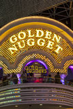 Golden Nugget hotel and casino Stock Photography