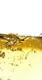 Golden oil Royalty Free Stock Photo