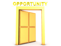 Golden Opportunity Stock Photos