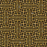 Golden oriental swastika pattern Royalty Free Stock Image