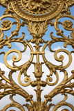 Golden Ornament Royalty Free Stock Photo