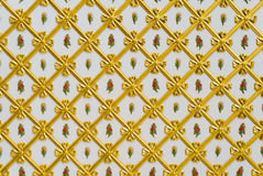 Golden ornament Royalty Free Stock Images