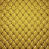 Golden padding background Royalty Free Stock Photo
