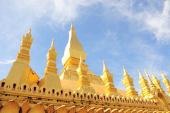 Golden pagada Royalty Free Stock Photography