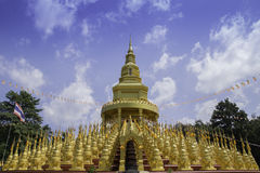 500 Golden pagoda Stock Images