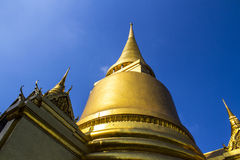 Golden pagoda Royalty Free Stock Photo