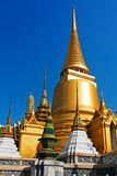 Golden pagoda at Royal Palace, Bangkok Royalty Free Stock Images