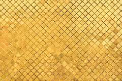 Golden pagoda texture in wat phra kaew Stock Photo