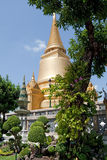 Golden pagoda Thailand Royalty Free Stock Photography