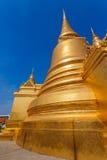 Golden Pagoda at Wat Phra Kaew - the Temple of Emerald Buddha in Bangkok Royalty Free Stock Photography