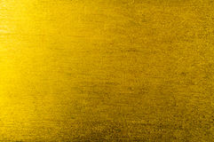 Golden paint background Royalty Free Stock Images