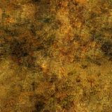 Golden painting Stock Photography