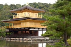 Golden Palace Stock Image
