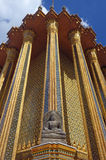 The Golden Palace Buddha Stock Image