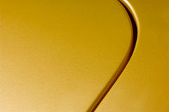Golden Panel Stock Photography