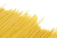 Golden Pasta Royalty Free Stock Image