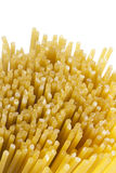 Golden Pasta Royalty Free Stock Photography