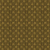 Golden patterned cloth Royalty Free Stock Photography