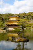 Golden Pavilion Stock Image