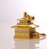 Golden Pavilion Royalty Free Stock Image