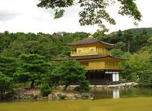 Golden Pavilion Royalty Free Stock Photo
