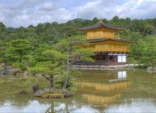 The Golden Pavilion royalty free stock photo