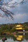 Golden Pavilion Stock Image