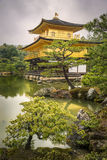 Golden Pavilion Royalty Free Stock Images