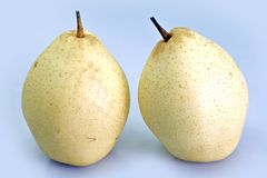 Golden Pears stock images