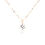 Golden pendant isolated on white. Background Stock Image