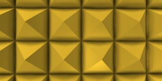 Golden power in big texture. Royalty Free Stock Images