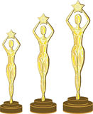Golden Prize Stock Photography