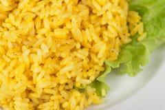 Golden rice Royalty Free Stock Photos