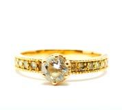 Golden Ring Stock Photo