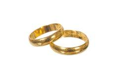 Golden ring Stock Photos