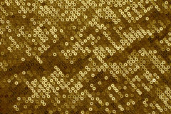 Golden Ring Mesh Background Stock Image