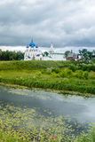 Golden Ring of Russia Orthodox Church Royalty Free Stock Photography