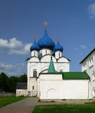 The Golden ring of Russia, Suzdal. Stock Photos