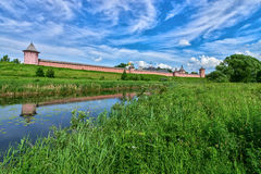 The Golden ring of Russia, Suzdal. Stock Images