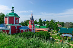The Golden ring of Russia, Suzdal city. Royalty Free Stock Photos