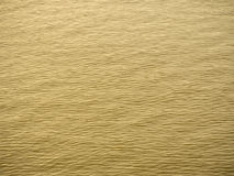 Golden river wave Stock Photo