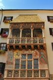 Golden Roof (Goldenes Dachl) Royalty Free Stock Photo