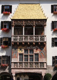 The Golden Roof in Innsbruck, Austria Stock Image