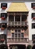 The Golden Roof in Innsbruck, Austria Stock Image