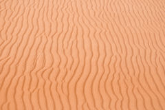 Golden sand. Ideal for backgrounds and textures Royalty Free Stock Images